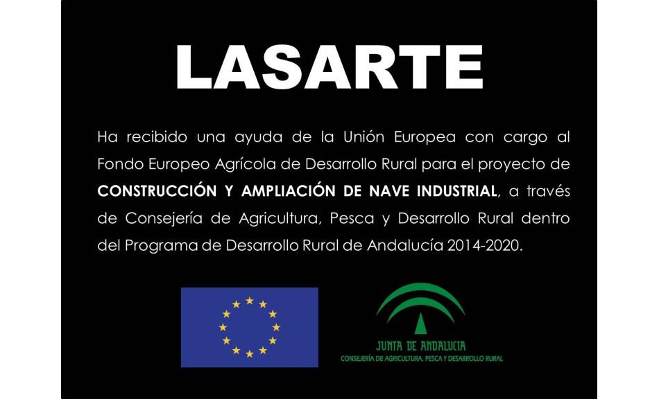 La Unión Europea apoya nuestro proyecto de ampliación